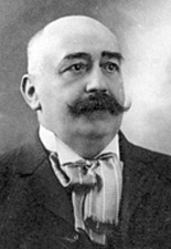 Photo de M. Louis VIEU, ancien sénateur