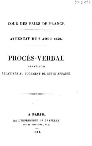 Proc�s-verbal des s�ances