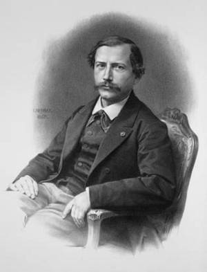 Portrait de Marcellin Berthelot