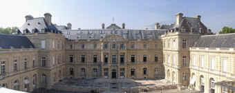 Dossiers D Histoire Le Palais Du Luxembourg Senat