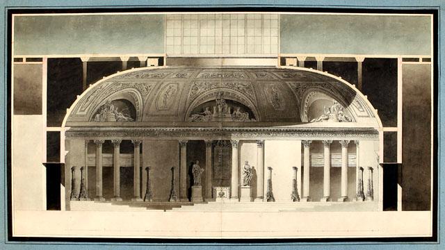 Salle des s ances3 s nat for Architecte luxembourg