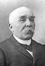 Photo de M. Georges CLEMENCEAU, ancien sénateur