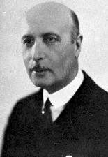 Photo de M. Palamède de LA GRANDIERE, ancien sénateur