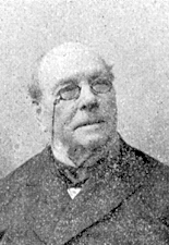Photo de M. Antoine THERY, ancien sénateur