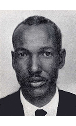 Photo de M. Hassan GOULED, ancien sénateur