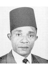 Photo de M. Abdallah Abderamane AHMED, ancien sénateur
